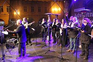 Zpívání koled ve Frýdku-Místku