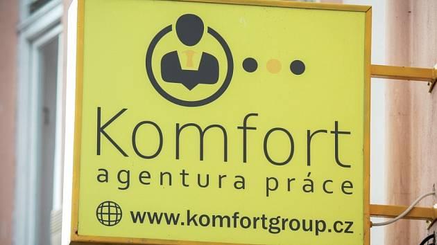 Comfort Job Agency Ostrava.