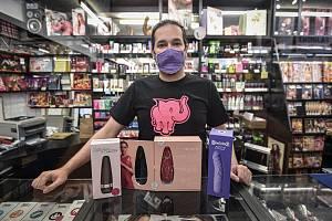 Sexshop Růžový slon v Havířově.