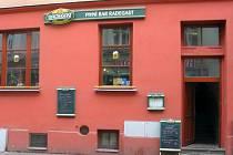 Pivní bar Radegast