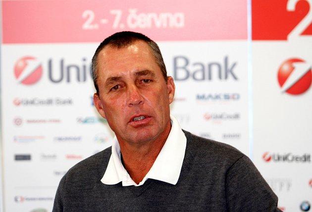 Tenista Ivan Lendl.