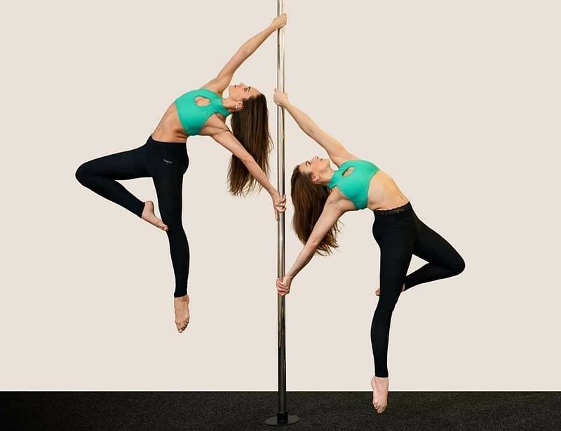 Tanečnice mají za sebou řadu úspěchů.