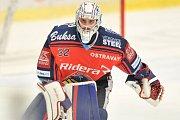 Utkání 35. kola hokejové extraligy: HC Vítkovice Ridera vs. HC Kometa Brno, 30. prosince 2017 v Ostravě. Bartošák Patrik.