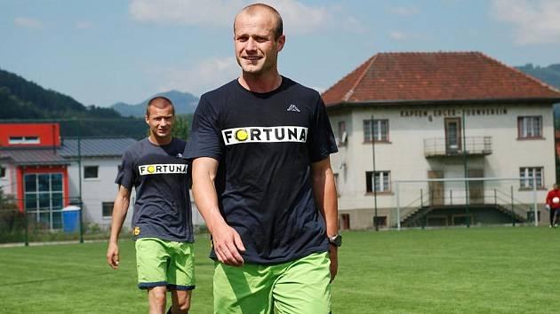 Martin Lukeš a Václav Svěrkoš