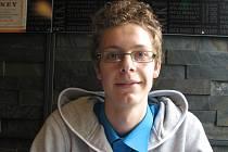 Mladý držitel českého rekordu. Martin Juřík urazil během čtyřiadvaceti hodin celkem 2008 kilometrů na české železnici.