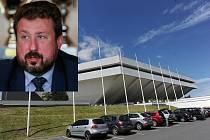 Ostravští radní nečekaně odvolali šéfa společnosti Vítkovice Aréna Kamila Vrubla.