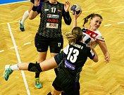 házená žen, MOL liga, Poruba - Olomouc