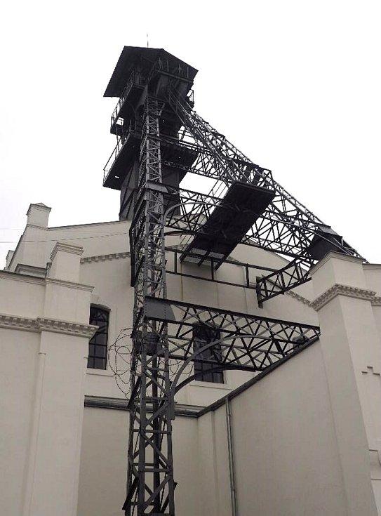 Těžní věže v Ostravě. Ilustrační foto.
