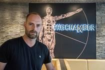 Únikové hry od The Chamber v Ostravě otevřel Aleš Salomon v říjnu 2016.
