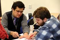 Nejlepší studenti matematiky, včetně těch z Ruska a Kolumbie, poměřili své síly v Ostravě.