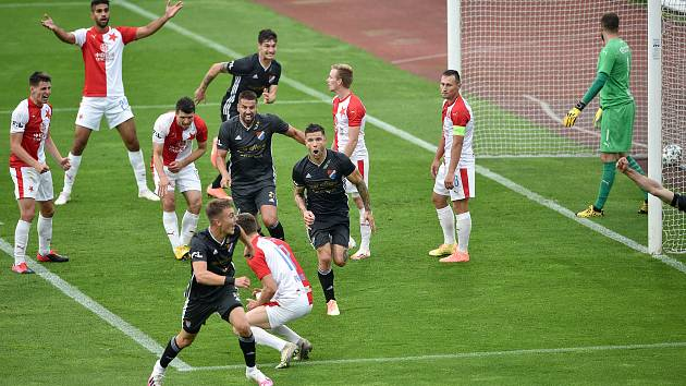 Baník okradl mistra - gólem z 97. minuty. Kozel: Byli jsme skoro mrtví -  Moravskoslezský deník