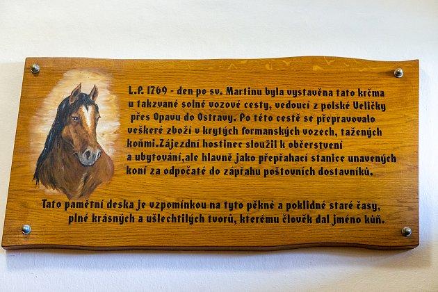 Ostravská restaurace UZlatého Lva slaví 12.listopadu 250let od svého otevření.