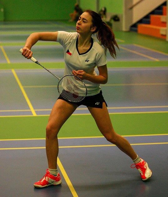 NADĚJE PRO TOKIO. Ke žhavým kandidátům na místo včeské výpravě pro LOH 2020bude patřit také nástupkyně Kristíny Gavnholt na badmintonovém trůnu Tereza Švábíková.