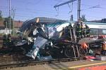 Nehoda ve Studénce.
