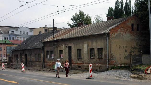 Barabizna na Českobratrské ulici