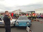 Den požární bezpečnosti v Ostravě-Zábřehu.