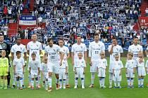 Fotbalisté Baníku Ostrava - Ilustrační foto.