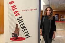 Aneta Langerová.