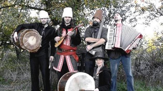 Kapela Prosti Dumi, vítěz soutěž Colours Talents 2007