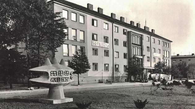 Tehdejší národní výbor Ostrava-3 si svou podobu držel až do poloviny 90. let minulého století.