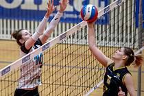 DOMA to volejbalistkám TJ Ostrava v neděli nevyšlo, ve čtvrtém zápase čtvrtfinále podlehly Šelmám z Brna 0:3.