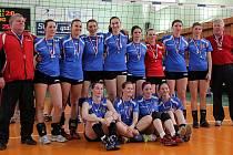 Nejúspěšnější v Mittalu v této sezoně juniorky. Družstvo, které z větší části tvořily loňské zlaté kadetky, vybojovalo letos stříbro. Sedm hráček navíc okusilo i extraligu žen.