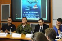 Oficiální představení programu a účastníků Dnů NATO 2012.