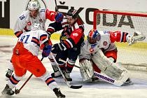 HC Vítkovice Steel - Tappara Tampere 0:2 (0:0, 0:2, 0:0)