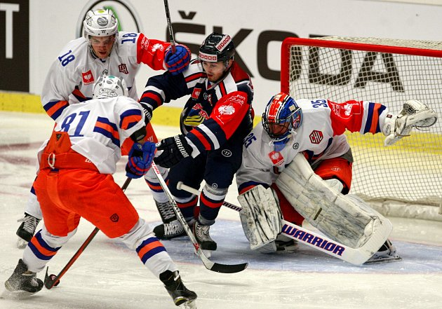 HC Vítkovice Steel - Tappara Tampere 0:2 (0:0, 0:2, 0:0)