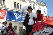 Ilustrační foto z ostravského folklorního festivalu Folklor bez hranic 2008