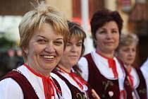 Ilustrační foto z ostravského festivalu Folklor bez hranic