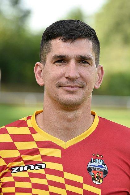 Fotbalový klub TJ Sokol Frýdlant nad Ostravicí, 29.července 2020.Michal Švrček (obránce)