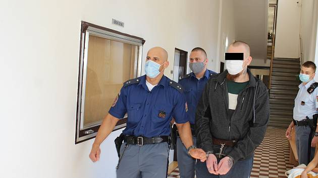 Muž byl odsouzen ke dvanácti rokům vězení.