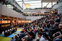 Oktagon Day v ostravském OC Forum Nová Karolina, 16. únor 2019.