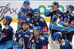 Utkání 17. kola hokejové extraligy: HC Vítkovice Ridera - Rytíři Kladno, 3. listopadu 2019 v Ostravě. Na snímku Jaromír Jágr.