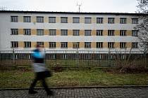 Budova Vysoké školy báňské. Ilustrační snímek.
