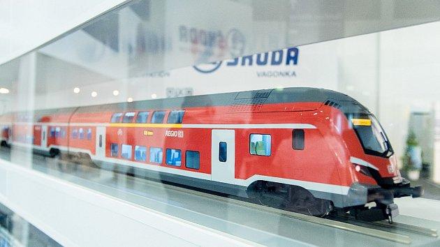 Ostravská Škoda Vagonka je přímým pokračovatelem tradice výroby osobních kolejových vozidel. Ilustrační foto.