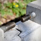 Ukradené montované spojky nahradí svařované spoje. Město do nich investuje přes půl milionu korun.