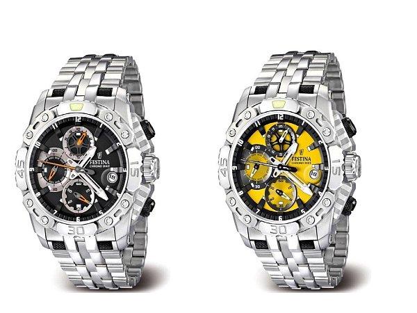 Takové hodiny vzali lupiči zostravské prodejny.