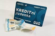 Kreditní jízdenka. Papírové jízdenky v Ostravě míří do propadliště dějin. Vedle stávajících možnosti platby bude další alternativou takzvaná kreditní jízdenka.