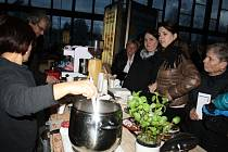 Další z cyklu veřejných aktivit Nádraží žije se v sobotu konala v budově vlakového nádraží v Havířově.