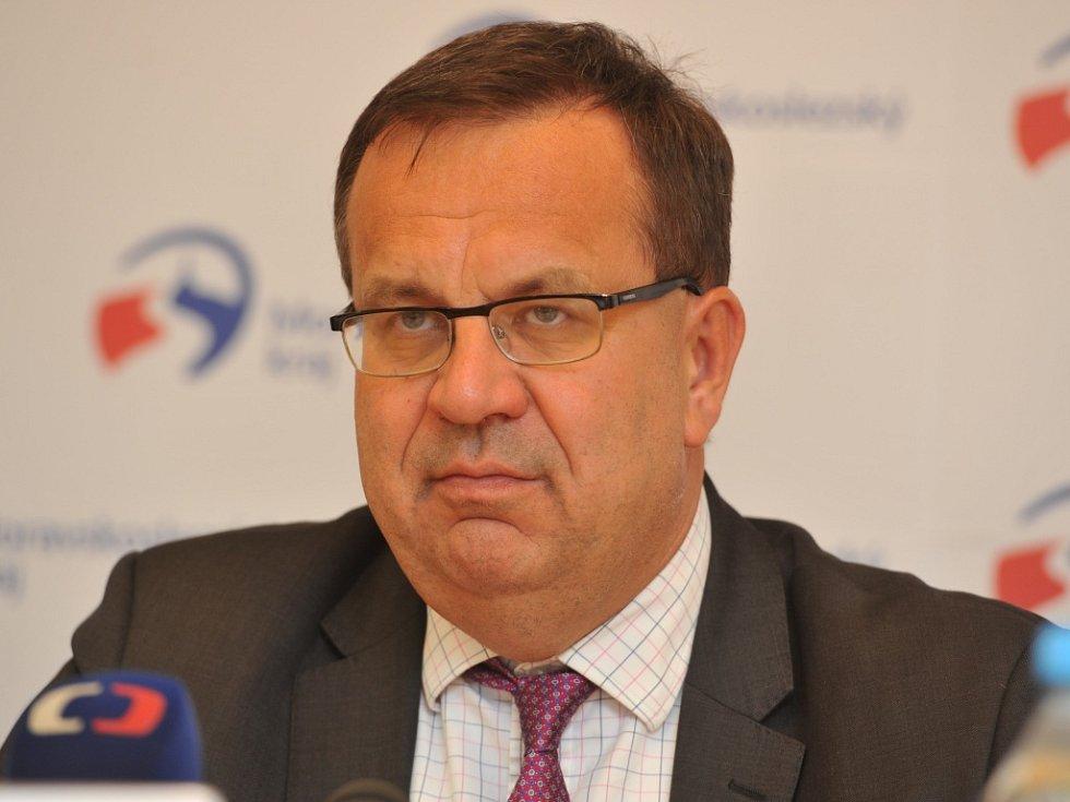 Jan Mládek, ministr průmyslu a obchodu.