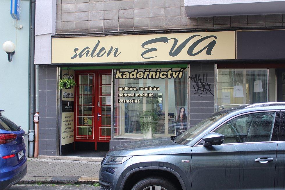 V pondělí 3. května 2021 se otevřel i Salon Eva v centru Ostravy.