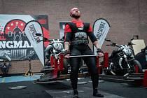 areálu Slezskoostravského hradu se 10. října 2020 uskuteční Defenders Strongman Challenge – unikátní silový závod ve Strongman sportu. Foto: archiv Defenders Strongman Challenge