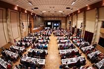 Šachový Ostravský koník, 1. května 2019 v Ostravě.