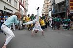 Zahájení Festivalu v ulicích