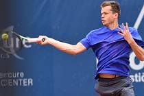 Jedničkou antukového turnaje Prosperita Open v Ostravě bude Čech Adam Pavlásek. Jednadvacetiletý rodák z Bílovce se pokusí navázat na loňskou finálovou účast.