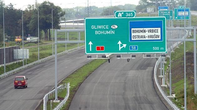 Ostravský úsek dálnice D47