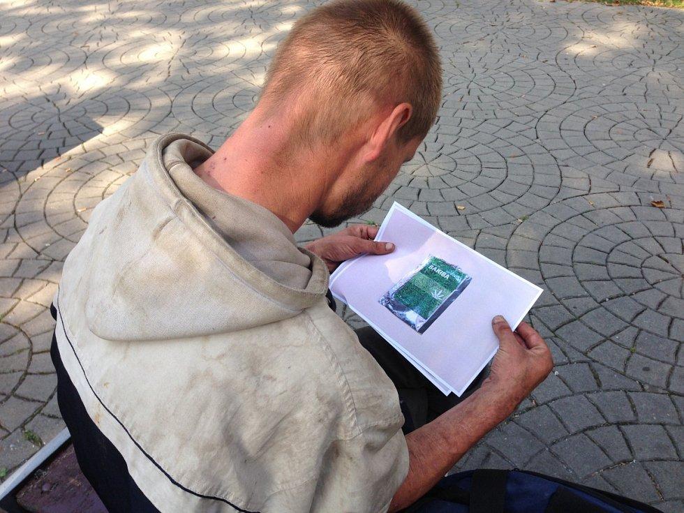 Takzvaná zombie droga se šíří Ostravskem. Policisté zahájili preventivní kontroly.