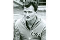 Legendární fotbalový gólman František Schmucker.